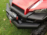 Front Bumper Brush Guard w/ Winch Mount - Full Size Ranger 570/570 Crew and XP 900/900 Crew-2