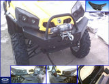 Front Bumper w/ Winch Mount - Can Am Commander-2