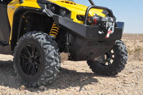 Front Bumper w/ Winch Mount - Can Am Commander
