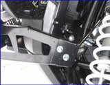 Front Bumper with top mounted winch plate - RZR 570/800/S 800-5