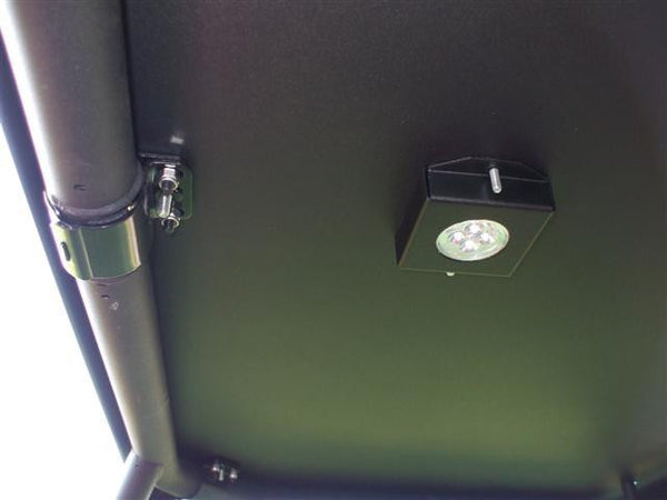 Emp Hard Roof With Dome Light Polaris Full Size Ranger