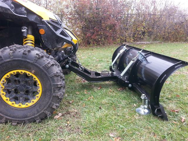 "Heavy Duty 72"" Snow Plow System by EMP - Can Am Maverick"