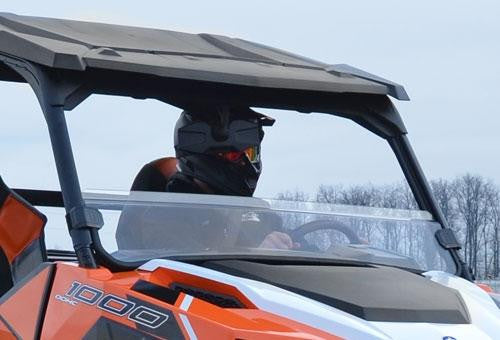 Polaris General Half Windshield