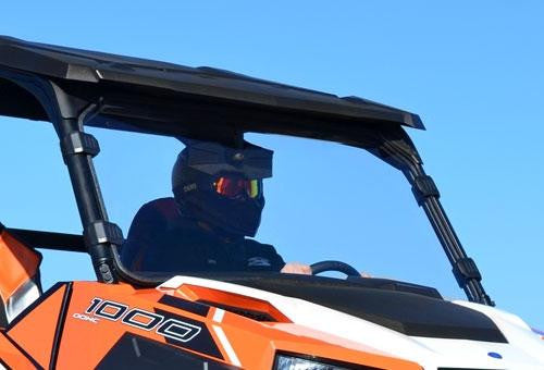 Polaris General Scratch Resistant Full Windshield