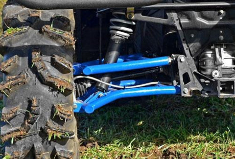 Super ATV High Clearance Rear A-Arms - Polaris Ranger 570 / XP 570 / XP 900 / 1000 Diesel