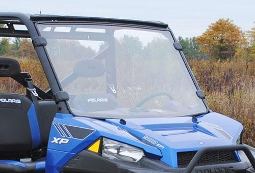 Polaris Ranger Fullsize 570/900 Scratch Resistant Full Windshield