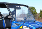 Polaris Ranger Fullsize 570/900 Scratch Resistant Vented Full Windshield : WS-P-RAN900-V-POLARIS-RANGER-VENTED-WINDSHIELD-1