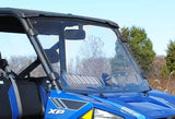 Polaris Ranger Fullsize 570/900 Scratch Resistant Vented Full Windshield