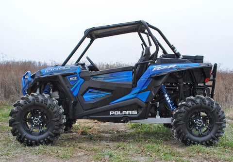 Super ATV Full Plastic Doors - RZR XP 1000 / XP Turbo / S 1000 / 900 XC / S  900