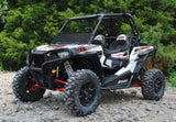 Polaris RZR 900 / 1000 Half Windshield : HWS-P-RZR-1K-I35-POLARIS-RZR-1000-HALF-WINDSHIELD-2