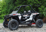 Polaris RZR 900 / 1000 Half Windshield : HWS-P-RZR-1K-POLARIS-RZR-1000-HALF-WINDSHIELD-4