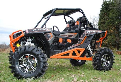 Super Atv Rock Sliders Rzr Xp 1000 Xp Turbo S 1000 900 S 900 Utv King