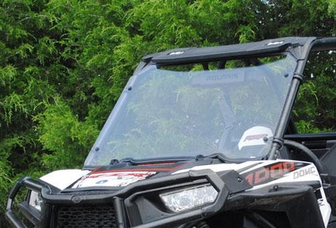 Polaris RZR 900 / 1000 Scratch Resistant Full Windshield