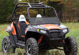 Polaris RZR Half Windshield : HWS-P-RZR-POLARIS-RZR-800-HALF-WINDSHIELD-4