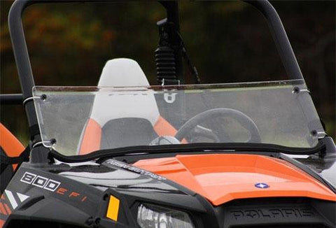 Polaris RZR Half Windshield