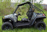 Polaris RZR Rock Sliding Nerf Bars : POLARIS-RZR-RZRS-ROCK-SLIDING-NERF-BARS-03
