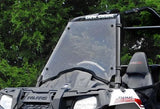 Polaris Sportsman ACE Scratch Resistant Full Windshield