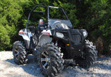 Polaris Sportsman ACE Scratch Resistant Half Windshield : HWS-P-ACE-POLARIS-ACE-HALF-WINDSHIELD-2