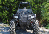 Polaris Sportsman ACE Scratch Resistant Half Windshield : HWS-P-ACE-POLARIS-ACE-HALF-WINDSHIELD-3