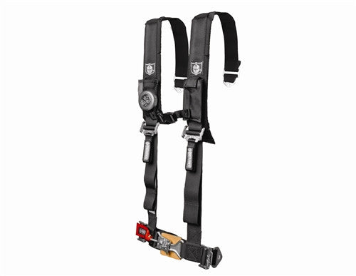 Pro Armor 4 Point 2 Inch Harness Black