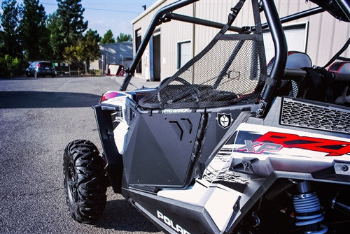 Pro Armor Black Suicide Doors - RZR XP 1000 / XP Turbo