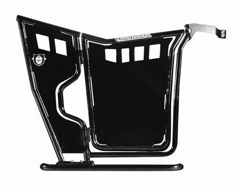 Pro Armor Black Suicide Style Doors - 2009-14 Full Size Ranger 800