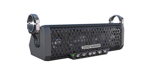 Pro Armor Bluetooth Sound Bar - 4 Speaker with Integrated Amp