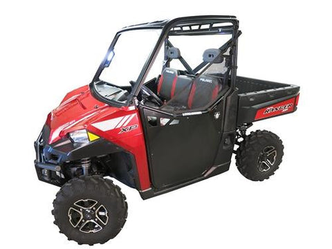 Pro Armor Doors with Panel Cut Outs - RZR XP 900 and Full Size Ranger 570