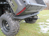 Traditional Rear Bumper - 2009-14 Full Size Ranger 700/800 and 800 Crew-4