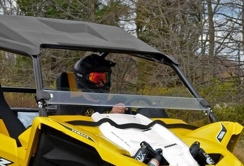 Yamaha YXZ Half Windshield