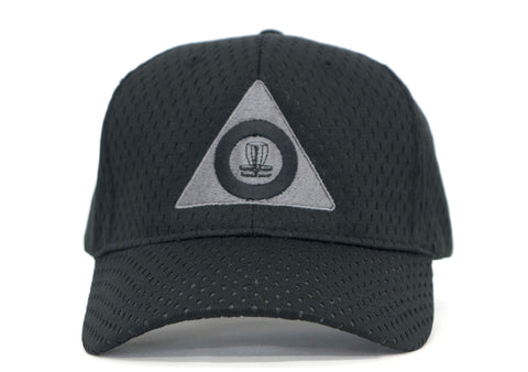 Delta Disc Golf 6-Panel Mesh Cap