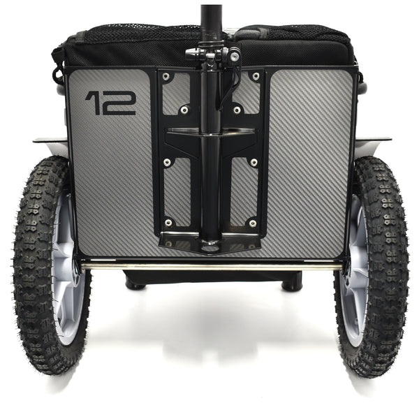 Delta Cart 12 Gray Carbon Fiber