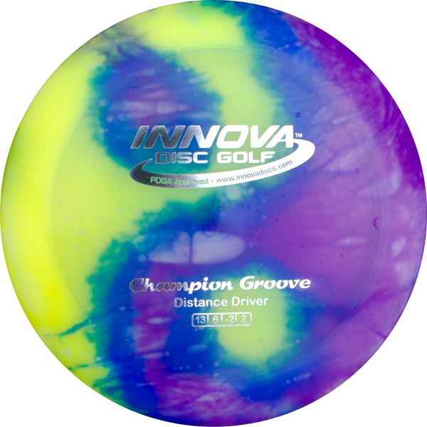 Groove Champion Dyed