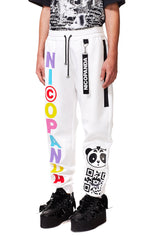 PANDA NATION SWEATPANTS