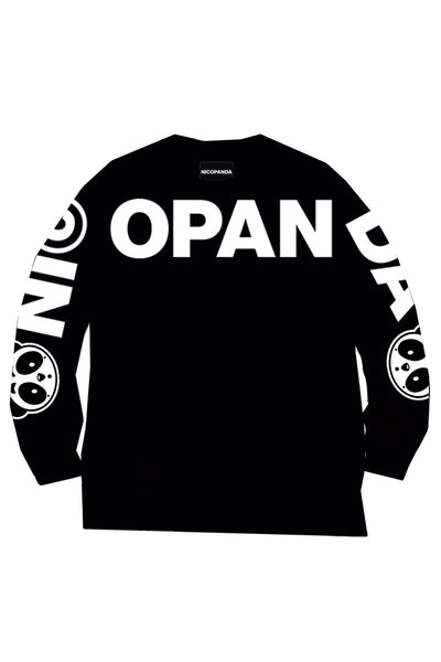 PANDA NATION L/S T-SHIRT