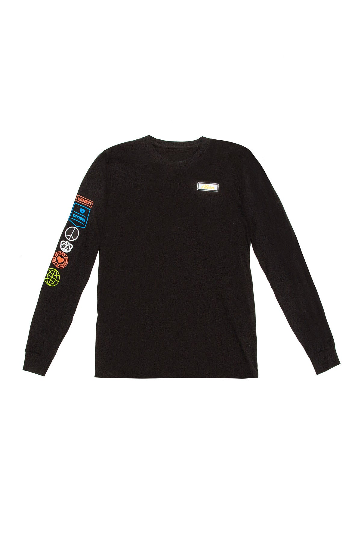 GLOBAL CITIZEN L/S T-SHIRT