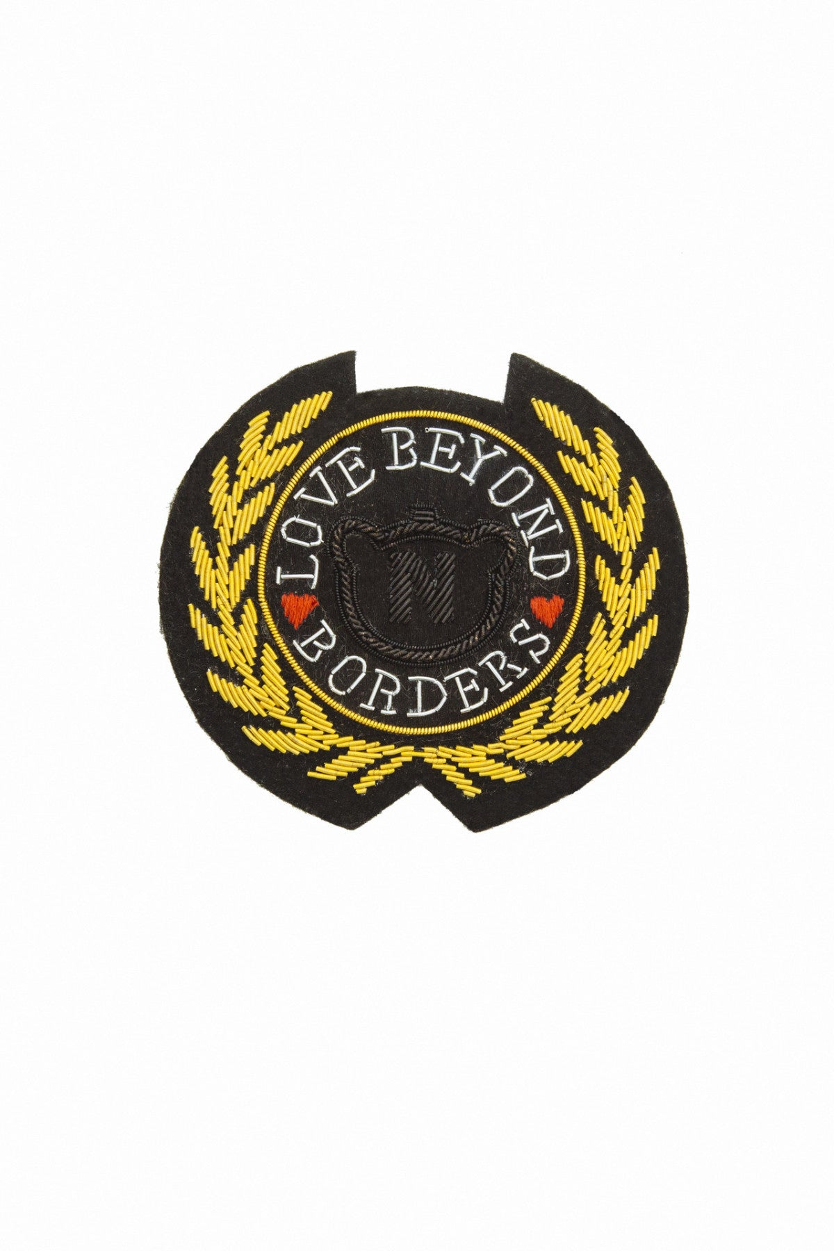 Love Beyond Borders Patch