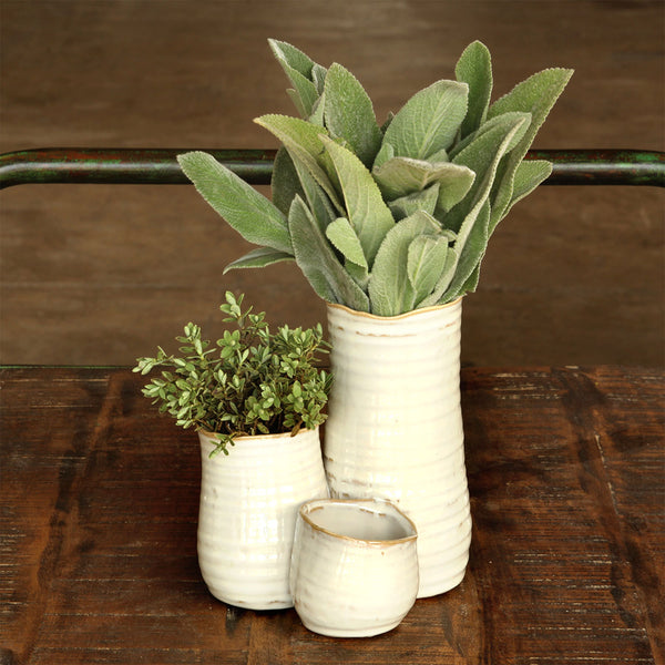 Bower Clustered Ceramic Vases