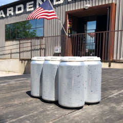 SIX-PACK OF 12oz CANS