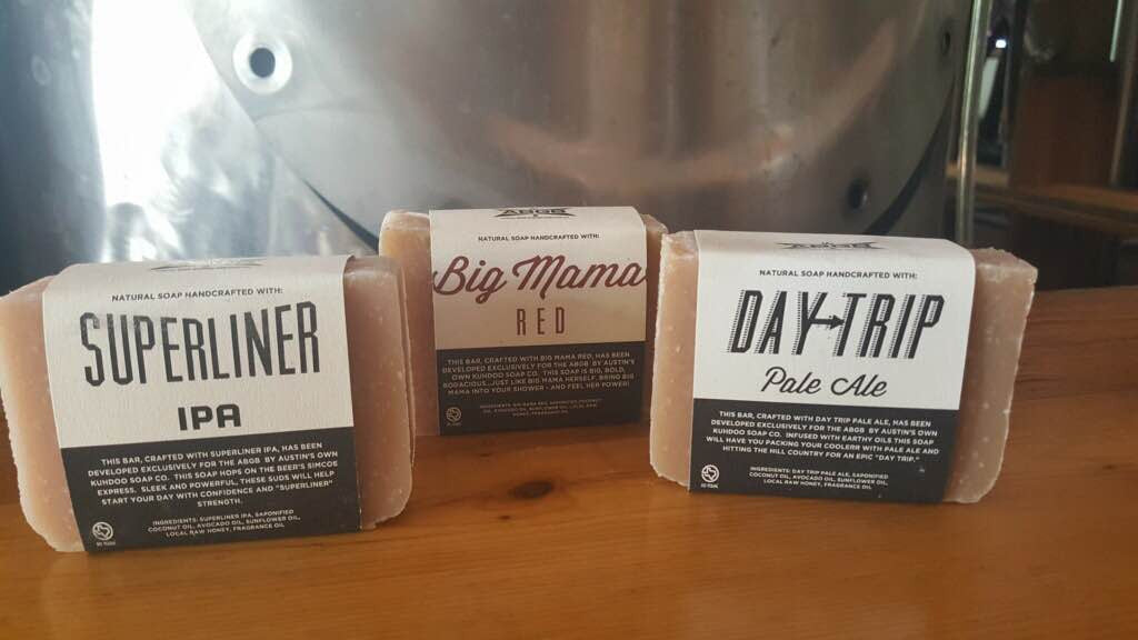The ABGB Soap- Big Mama Red
