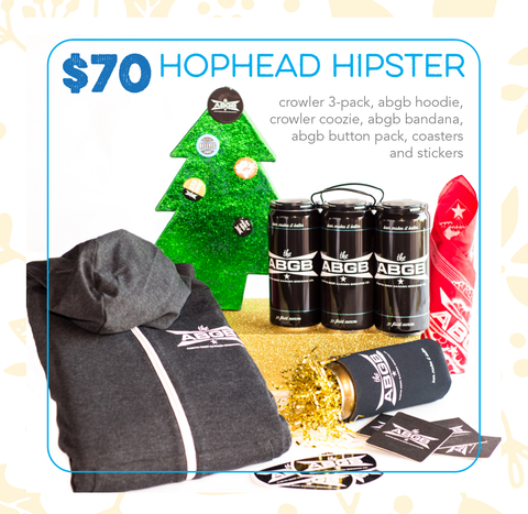 The HopHead Hipster Gift