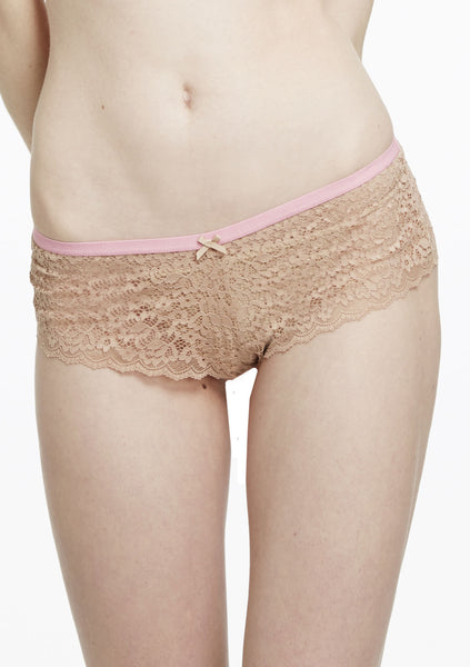 Lace Boyshorts