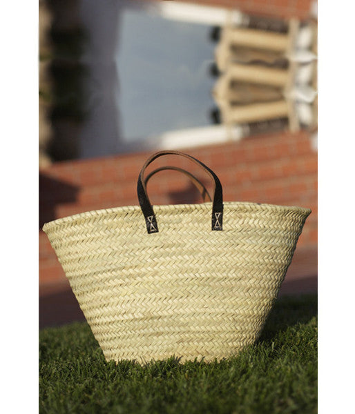 French Market Tote Flat Handle
