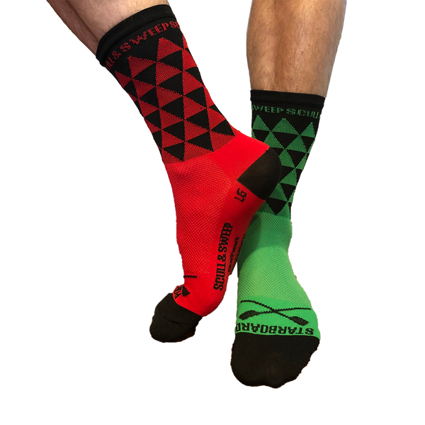 Scull & Sweep Port/Starboard Training Socks