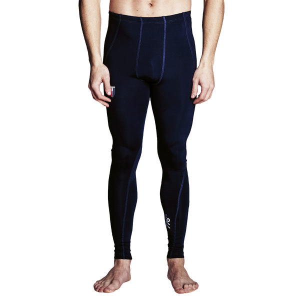 RowAmerica Mens Titanium Tights (Lightweight Compression)