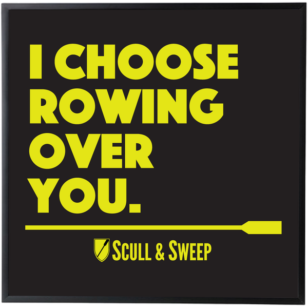 S&S Choose Rowing