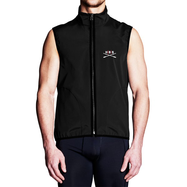 HBS Mens Catchpoint Softshell Vest