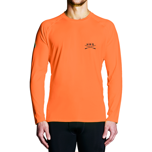 HBS Mens Regatta Long Sleeve Training Top (Lightweight)