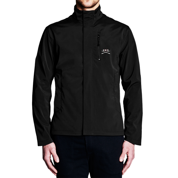 HBS Mens Catchpoint Softshell Jacket