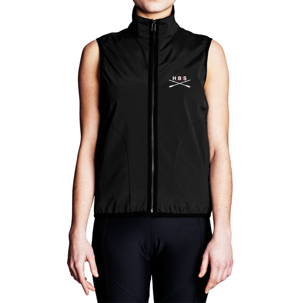 HBS Womens Catchpoint Softshell Vest